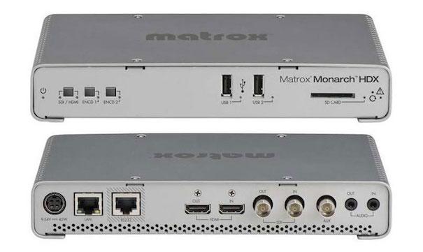 monarch hdx605