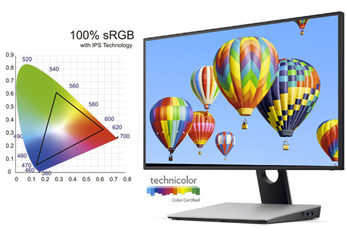 A choice of monitors for video and photo in 2018