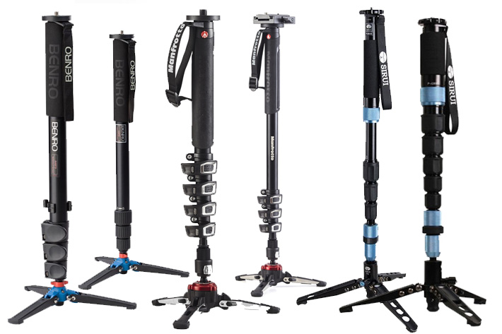 The 2017 guide to video monopods