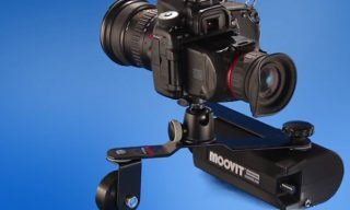 Moovit: Control Your Camera Movement With a Smartphone
