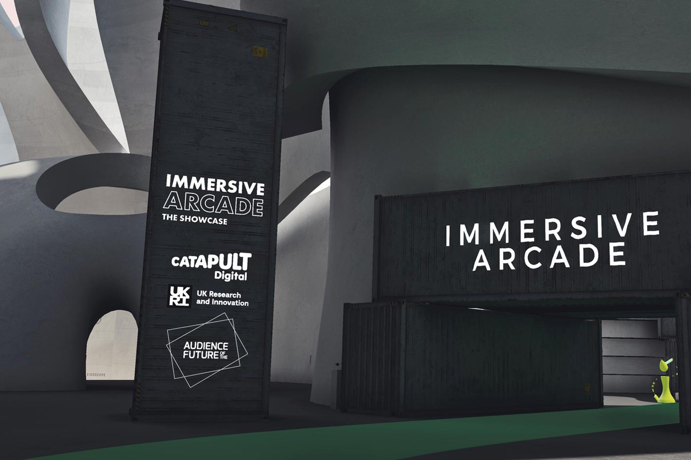 The Museum of Other Realities has a FREE VR exhibit now