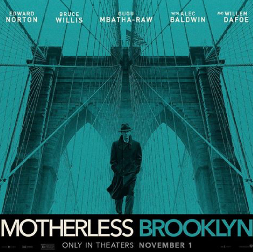 art of the cut podcast eps 20 motherless Brooklyn editor Joe klotz, ace