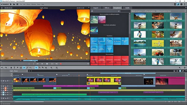 New Movie Edit Pro is 4K and 5x faster