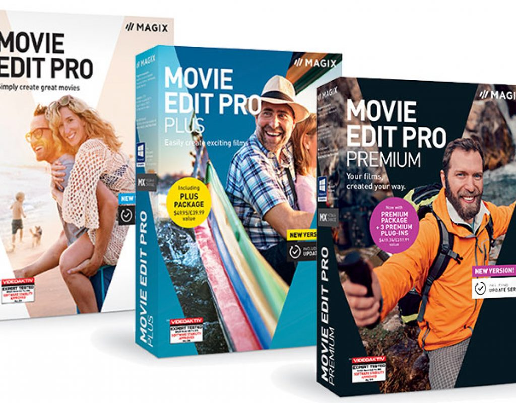 Movie Edit Pro 2019: new version offers improved speed and new features