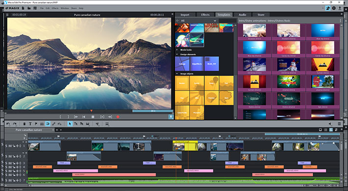 Movie Edit Pro 2019: new version offers improved speed and new features 3