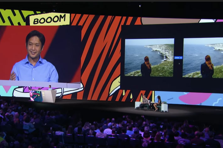 Adobe Moving Stills: generate video from a single image