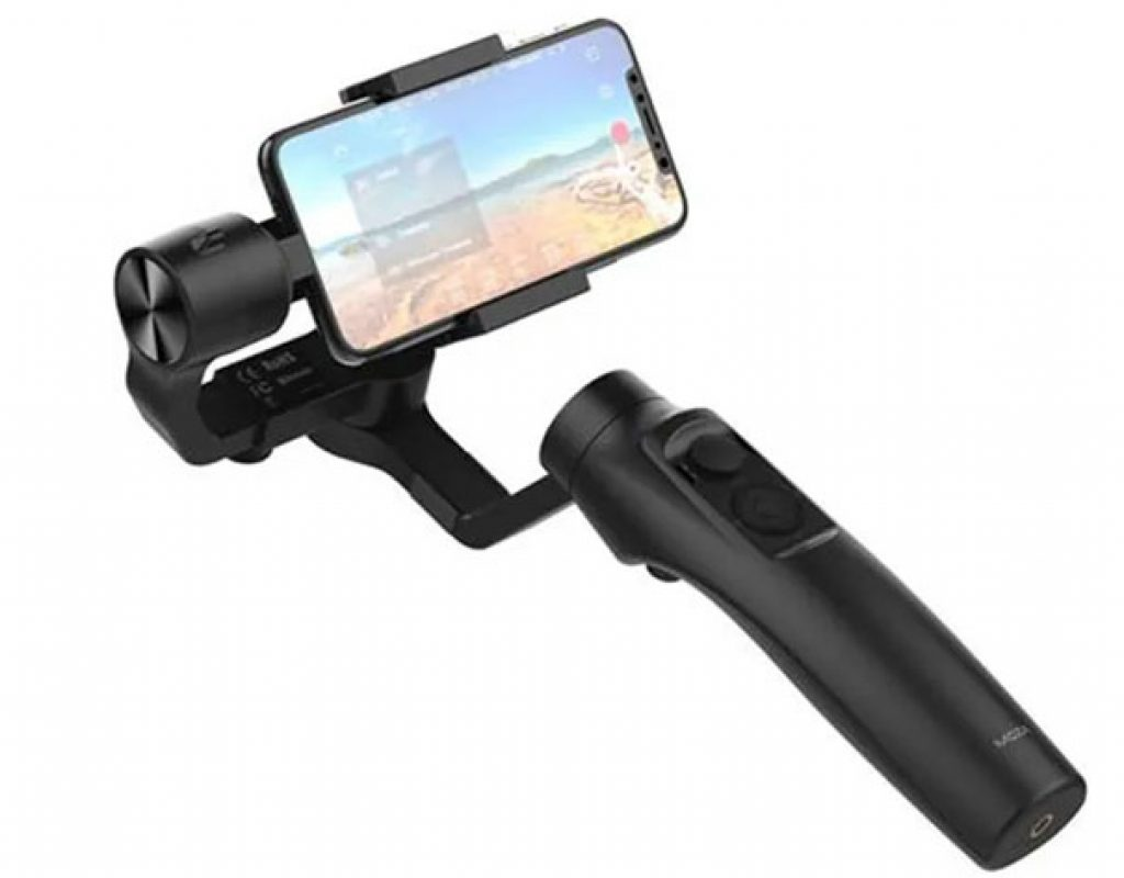 MOZA Mini-MI: a gimbal for serious smartphone videography