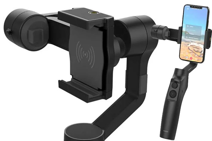 MOZA Mini-MI: a gimbal for serious smartphone videography 3