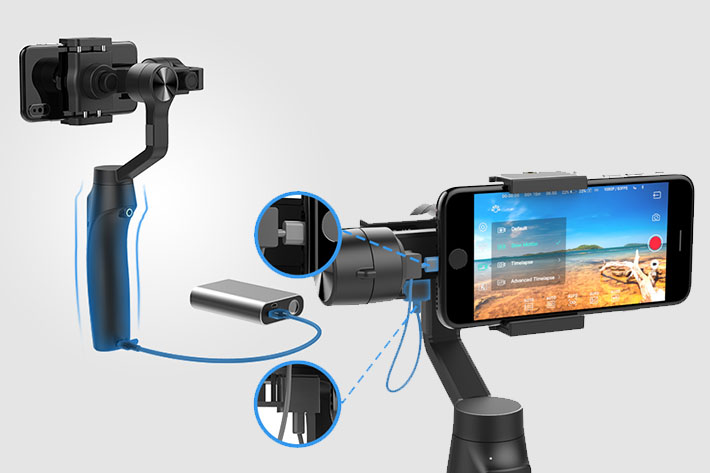 MOZA Mini-MI: a gimbal for serious smartphone videography by