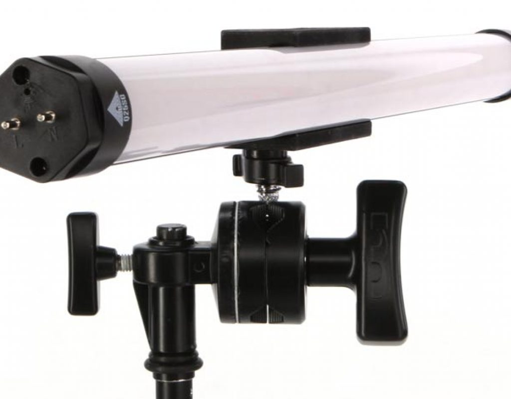 MQ Mount: a support for T-12 light tube fixtures