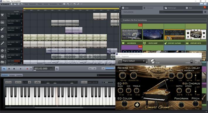 Music Maker: free DAW reaches 100,000 downloads