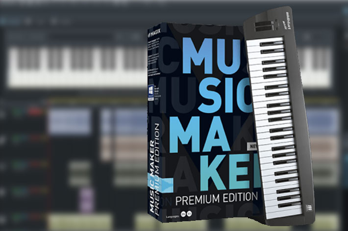 Music Maker 2020: make songs easily with the new software from MAGIX 3