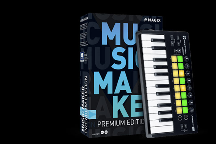 Music Maker 2020: make songs easily with the new software