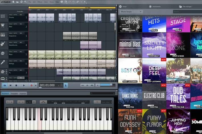 magix music maker vocoder