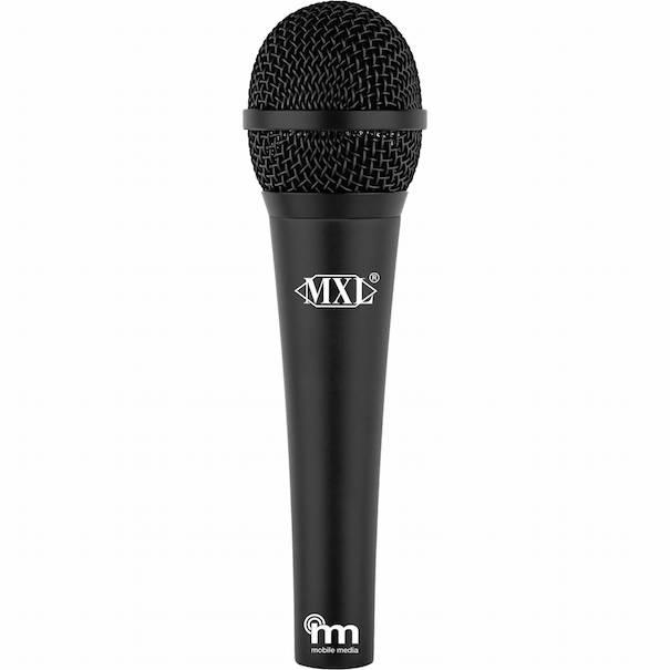 mxl mm130 handheld microphone