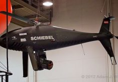 NAB 2012: Unmanned Aerial Vehicles