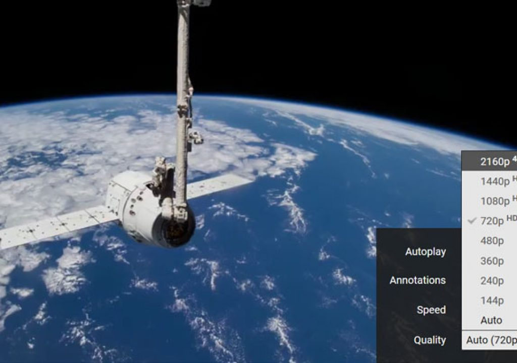 NASA: 4K from Outer Space 1