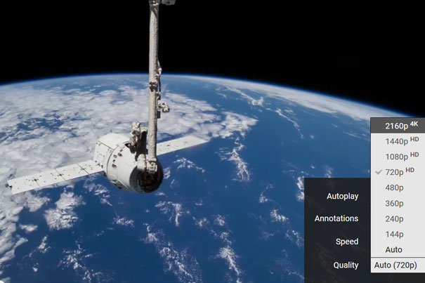 NASA: 4K from Outer Space 2