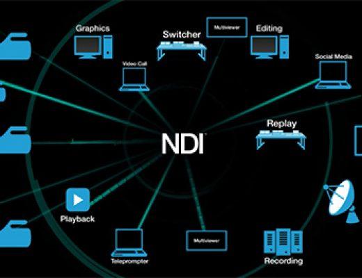 NewTek, Vizrt & Cisco show virtualized products at NAB 2018 3