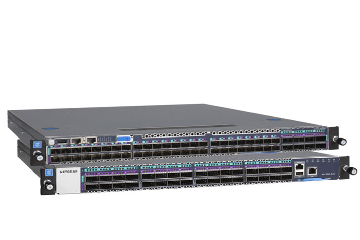 NETGEAR reduces complexity and cost of professional AV over IP 1