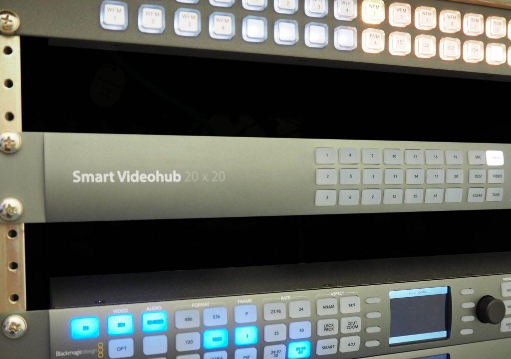 Technomax Uses Blackmagic To Build 4K Studio 1
