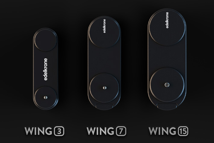 Edelkrone Wing now comes in 3 sizes