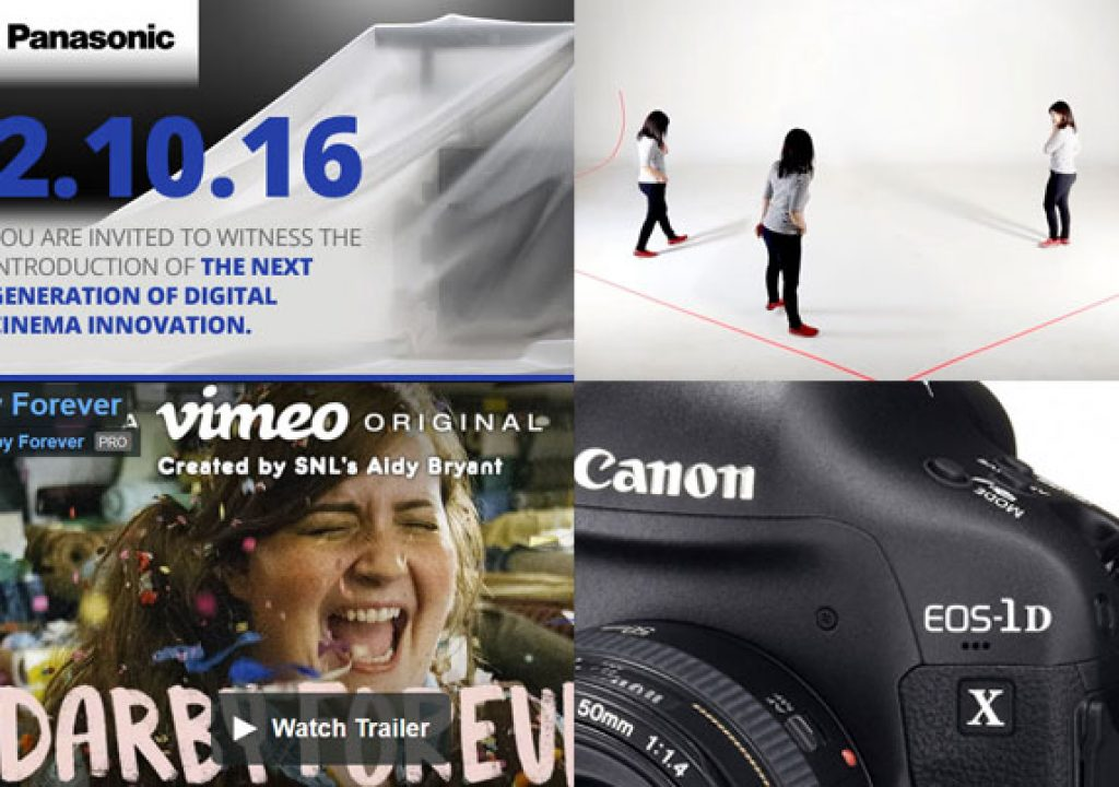 A digest of last week's photo and video news - Week 04 1