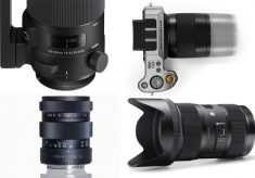 Zooms for Hasselblad, Cinema lenses for Sigma