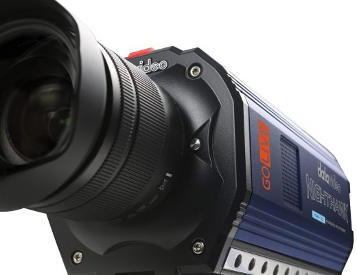 Datavideo NightHawk low-light camera & more at NAB 2018 14