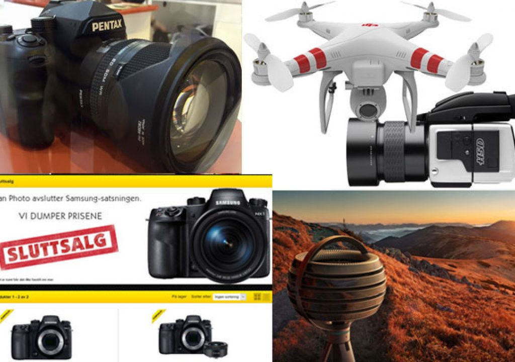 A digest of last week's photo and video news - Week 46 1