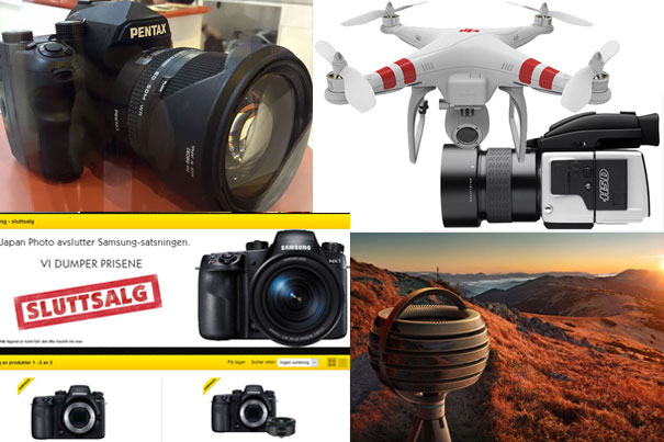 A digest of last week's photo and video news - Week 46 9