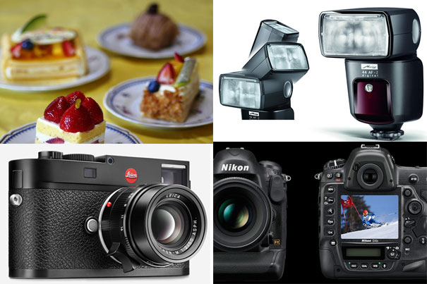 A digest of last week's photo and video news - Week 48 2