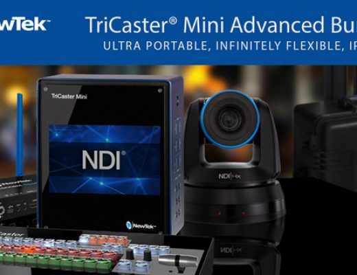 videoguys tricaster mini advanced bundles