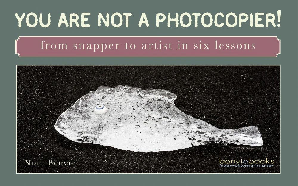 Retrospective: Thirty Years of Photography, a new eBook by Niall Benvie