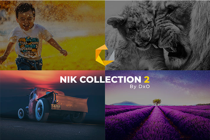 New Nik Collection 2 has DxO PhotoLab 2.3 ESSENTIAL Edition inside 12
