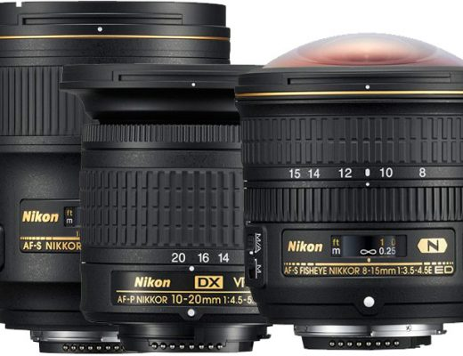 Nikon's new wide-angle lenses for photo and video