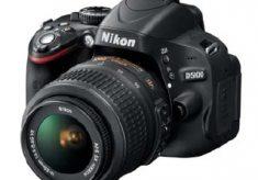Nikon Announces D5100 DSLR