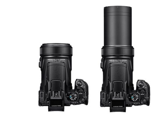 Nikon COOLPIX P1000: a 6000mm superzoom with 4K UHD video