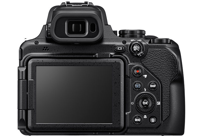 Nikon COOLPIX P1000: a 6000mm superzoom with 4K UHD video 1