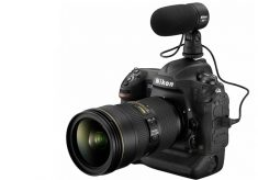 Nikon D5: longer UHD videos, short time-lapses