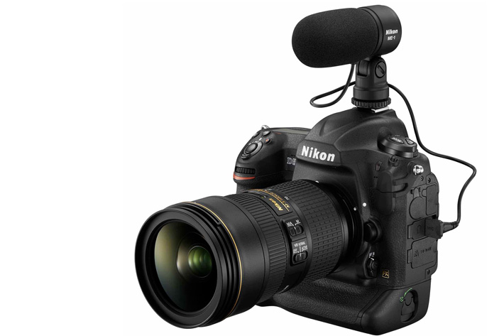 Nikon D5: longer videos and 3 minute UHD 4K time-lapses