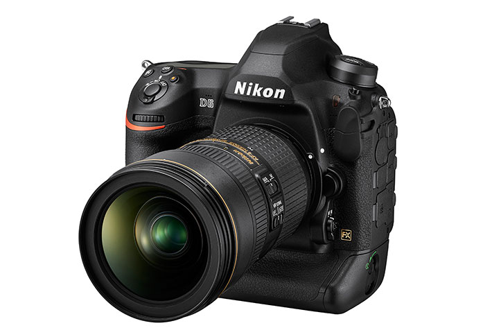 The new Nikon D6 DSLR: built for professionals, not pixel peepers 6