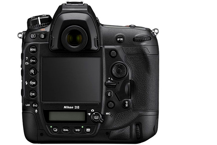 The new Nikon D6 DSLR: built for professionals, not pixel peepers 5