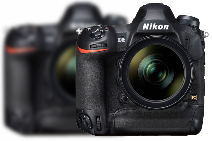D6 will be Nikon's most advanced DSLR 5