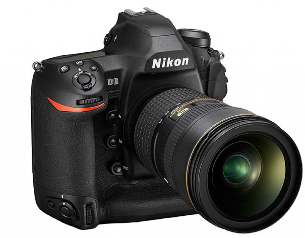 The New Nikon D6: built for professionals, not pixel peepers