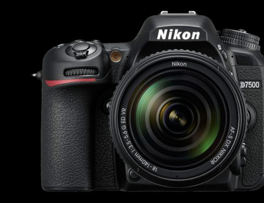 Nikon D7500: a D500 in disguise