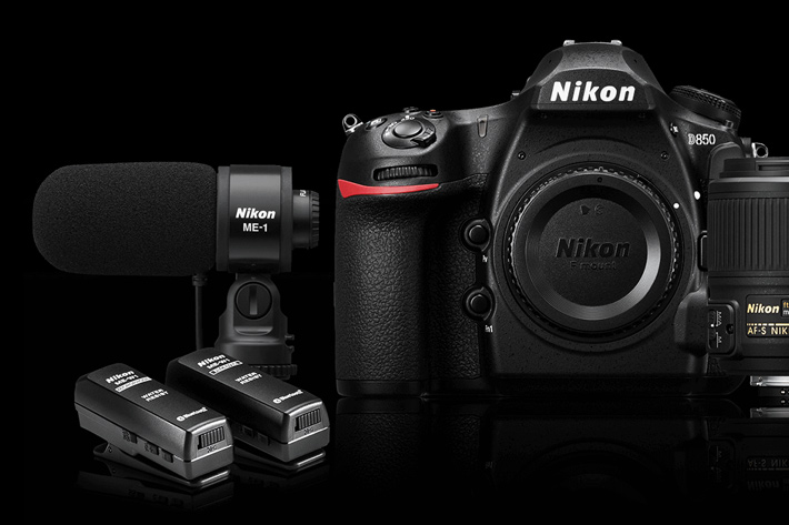 Nikon Filmmaker's Kit debuts at NAB 2018