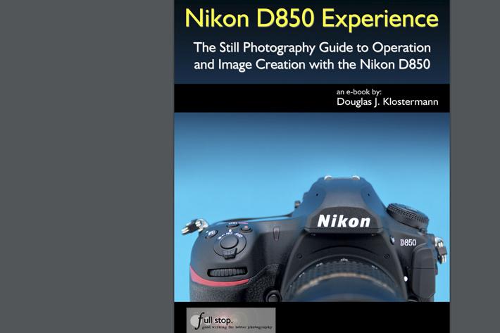 Take control of your Nikon D850