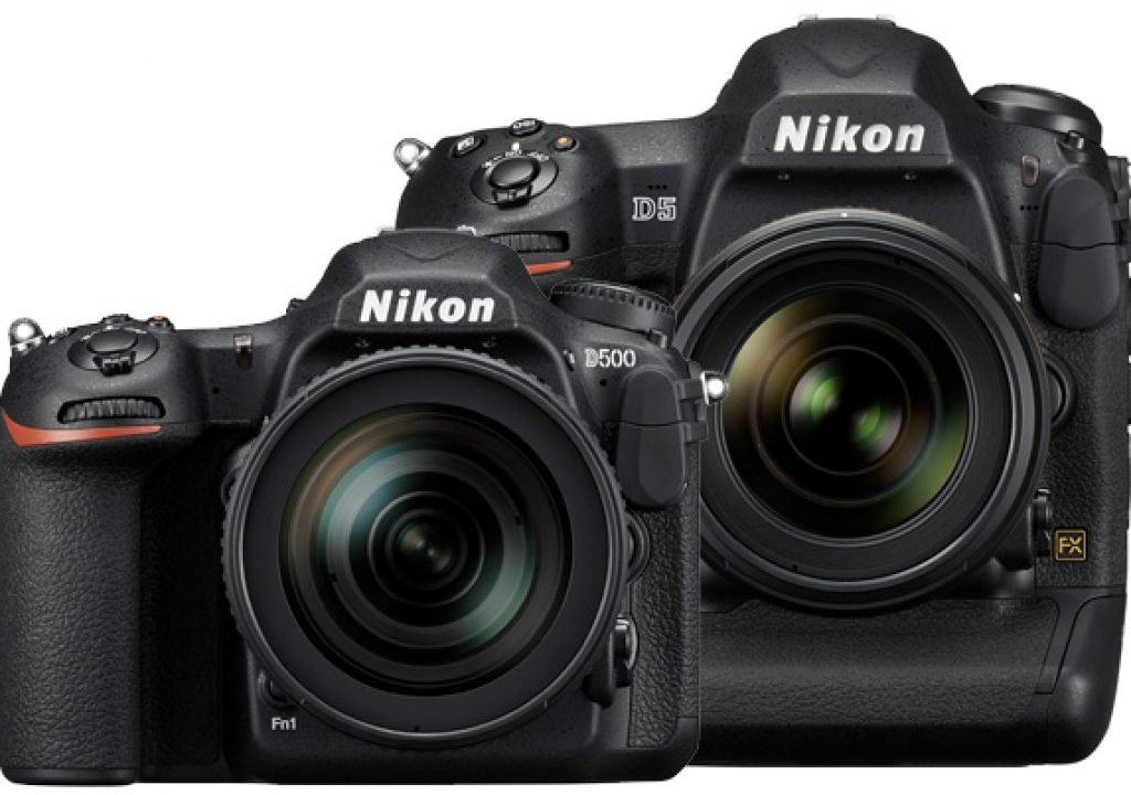 Nikon D5 and D500: two new real DSLRs with 4K UHD video 1