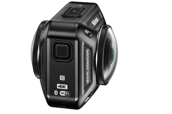Nikon: 4K UHD with a KeyMission 360 2